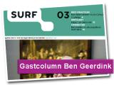 Gastcolumn