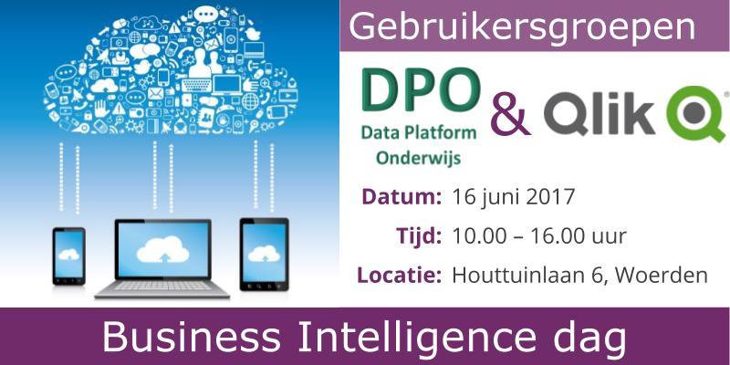 Business Intelligence dag 16 juni 2017