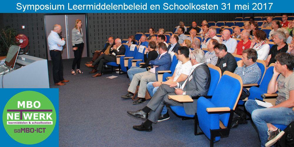 Verslag en presentaties symposium Leermiddelenbeleid en Schoolkosten 31 mei 2017