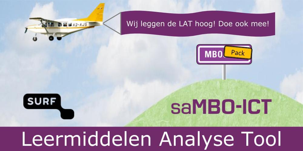 Leermiddelen Analyse Tool beschikbaar!