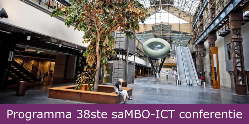 Programma 38ste saMBO-ICT conferentie