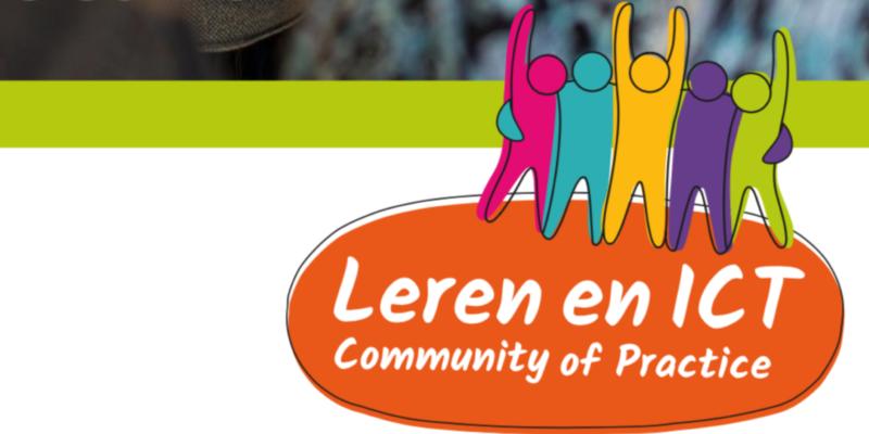 Deelnemen aan de Community of Practice Leren en ict