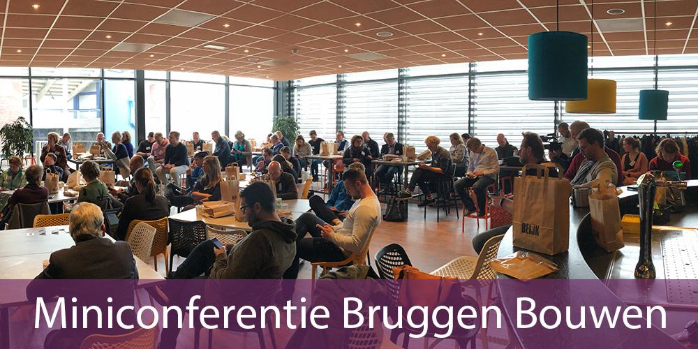 Miniconferentie Bruggen bouwen