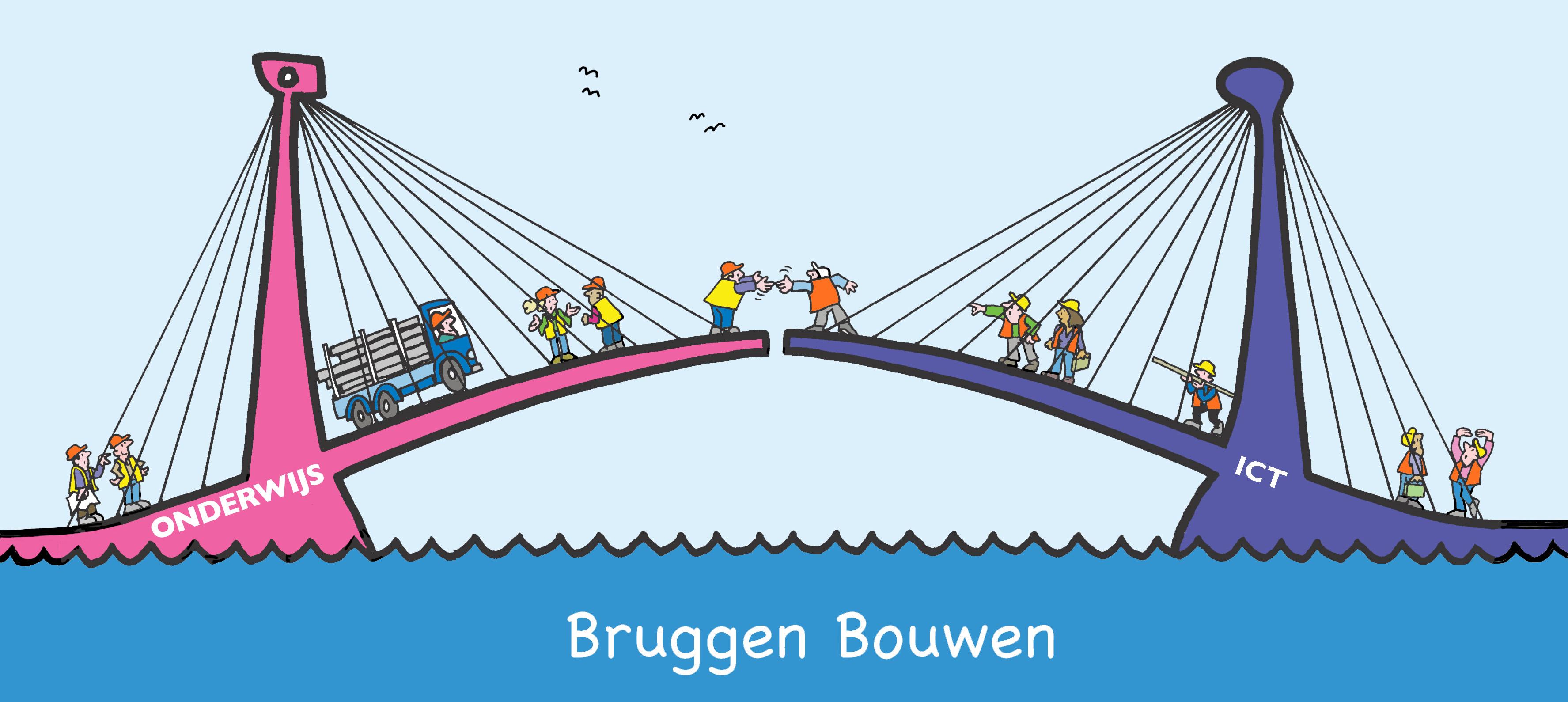 Bruggen Bouwen: Masterclass en Peergang