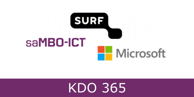Presentaties en opnames KDO 365, 28 mei 2021