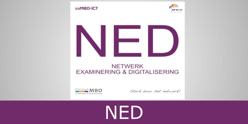 Start nieuw netwerk examinering en digitalisering: NED