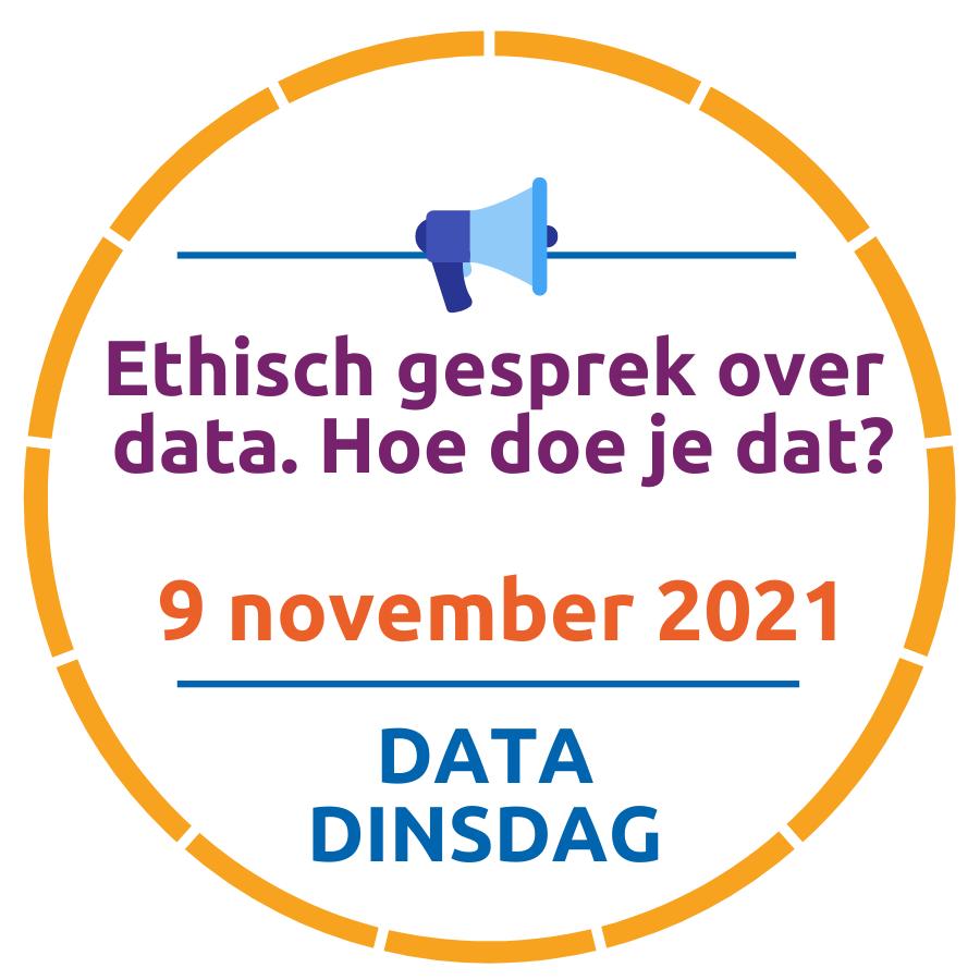 Ethisch gesprek over data. Hoe doe je dat?